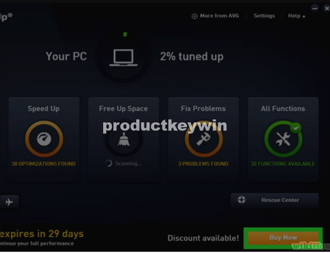 avg pc tuneup 2019 patch