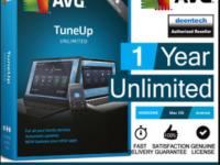 AVG PC TuneUp 20.1.2168 Crack Product Key Generator Lifetime