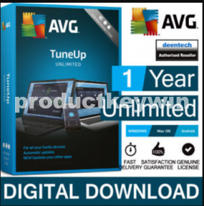 AVG PC TuneUp 19.1.1209 Crack Product Key Generator Lifetime