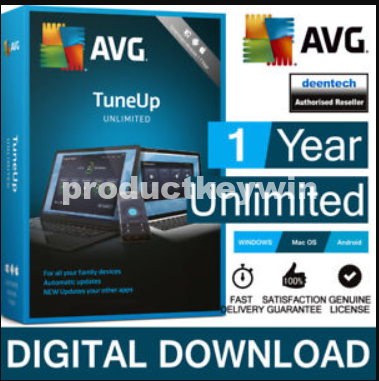 AVG PC TuneUp 20.1.2168 Crack Product Key Generator Lifetime
