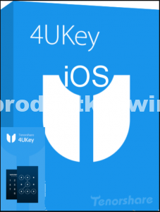 Tenorshare 4uKey 2.1.4.8 Crack Registration Code Till 2038
