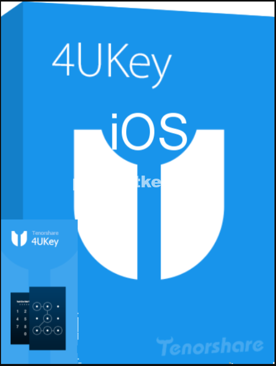 Tenorshare 4uKey 2.2.8.12 Crack Registration Code Till 2038
