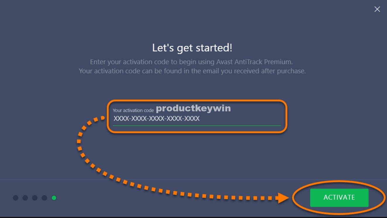 Avast AntiTrack Premium Activation Code full License Key File {2019}