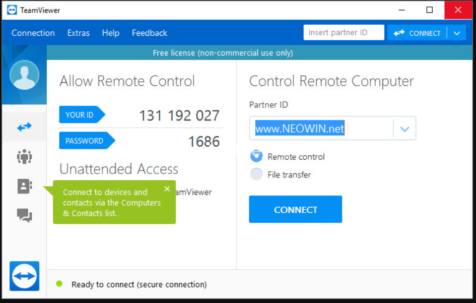 TeamViewer 15.11.6 Crack License Key List 2020 {Latest}