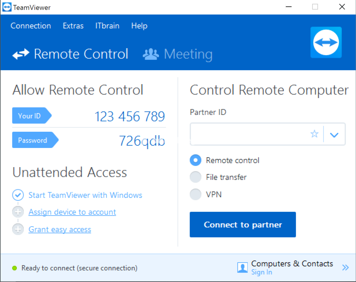 TeamViewer 15.0.8397.0 Crack License Key List 2019 {Latest}