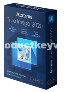 Acronis True Image 2020 Crack Serial Key Pre Activated {Latest}