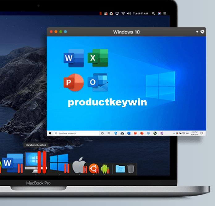 Parallels Desktop 16.0.1 Crack Keygen Full Version + Torrent {2020}